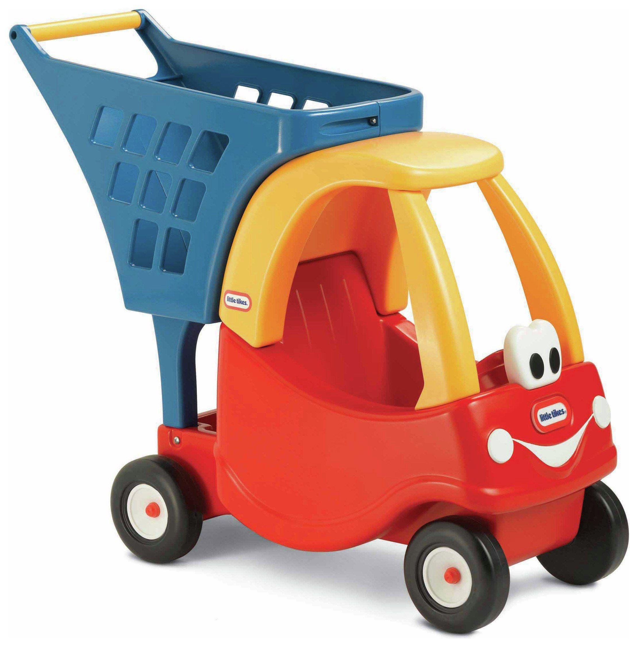 Little Tikes Cozy Coupe Shopping Cart.