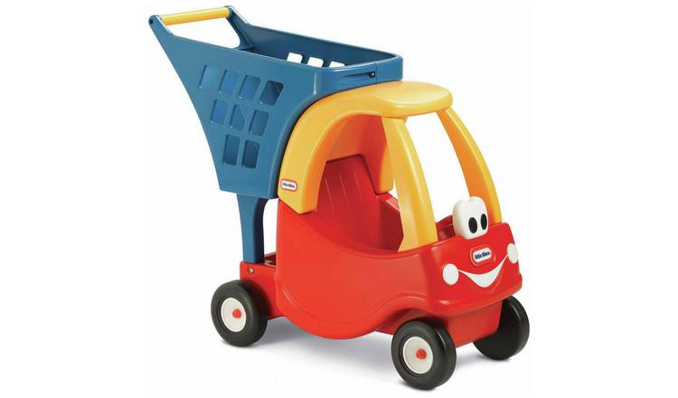 Little Tikes Cozy Coupe Shopping Cart Ride On