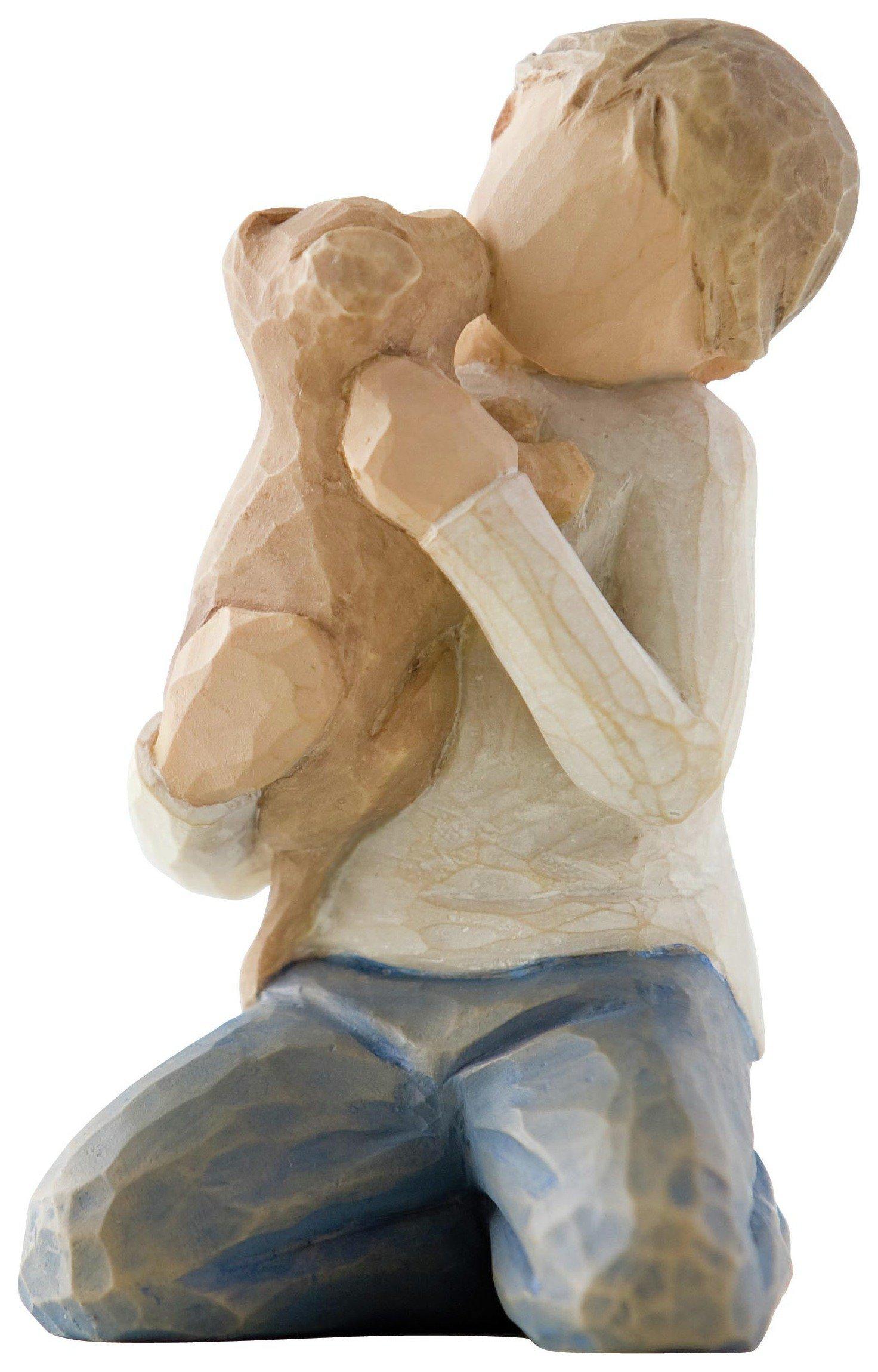 Willow Tree - Kindness Boy - Figurine lowest price