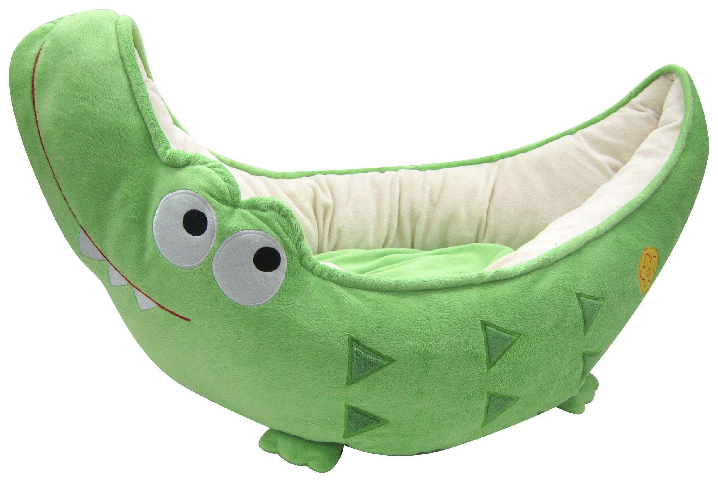 Pet Brands - Crocodile Bed.