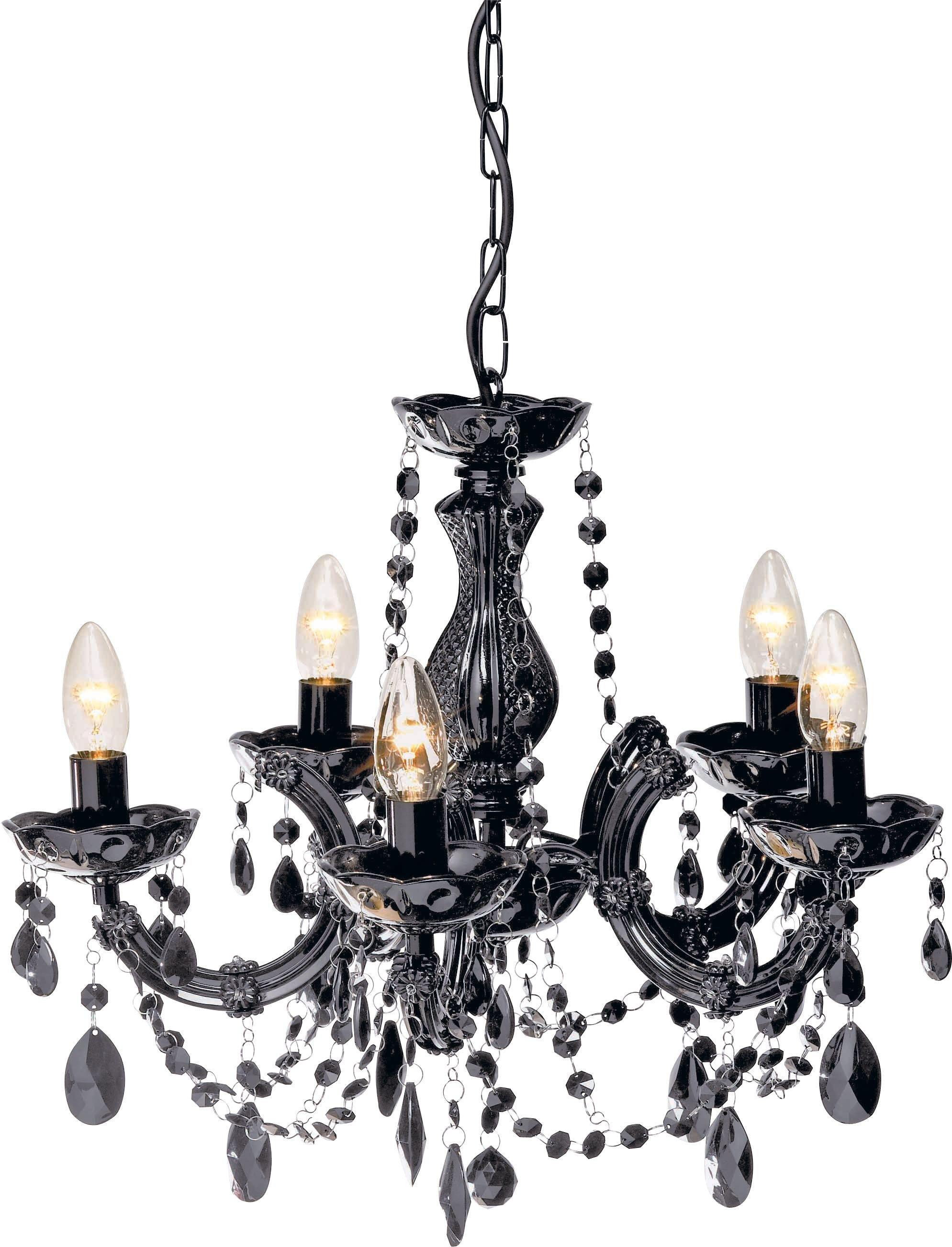 black chandelier lighting photo 5. collection inspire 5 light chandelier ceiling fitting blk black lighting photo t
