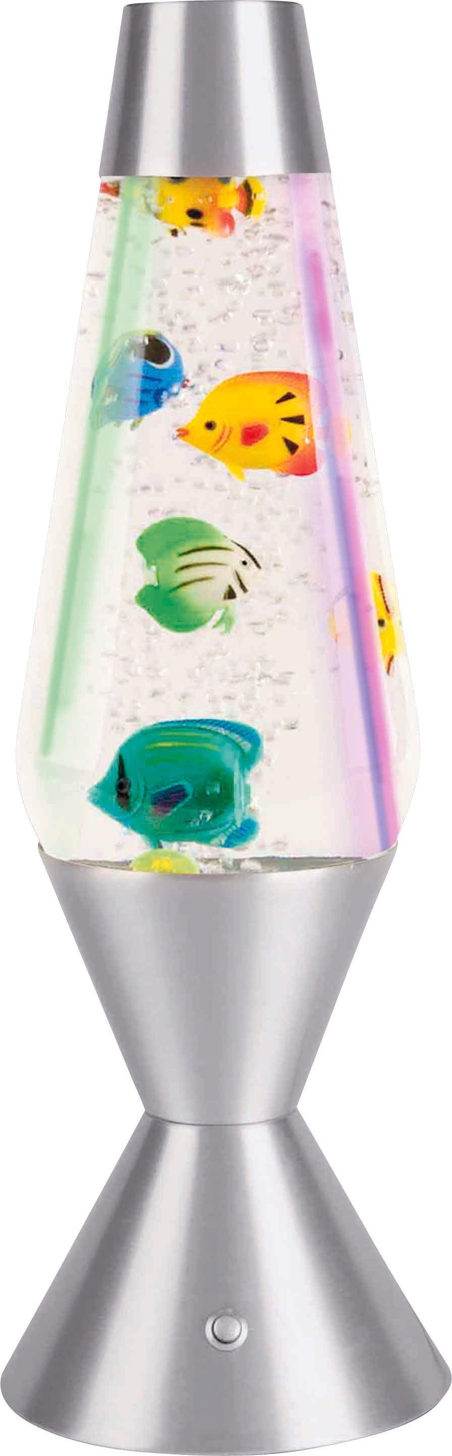 Lava Colour Changing Aquarium Fish Lamp
