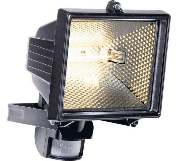 Buy home 400 watts pir security light at argos your online home 400 watts pir security light mozeypictures Gallery