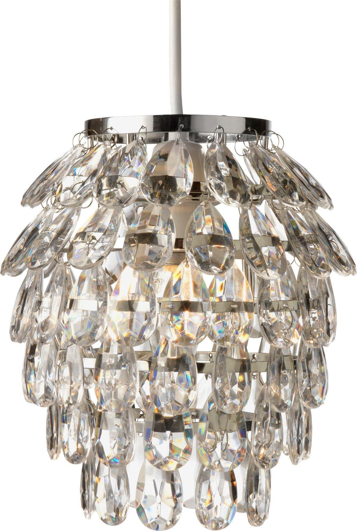 home-pineapple-shape-pendant-shade-clear