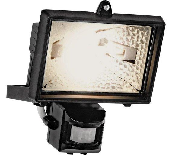Buy home 120 watt pir security light security lights argos home 120 watt pir security light aloadofball Image collections