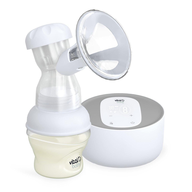 Vital Baby Nurture Flexcone Single Electric Breast Pump