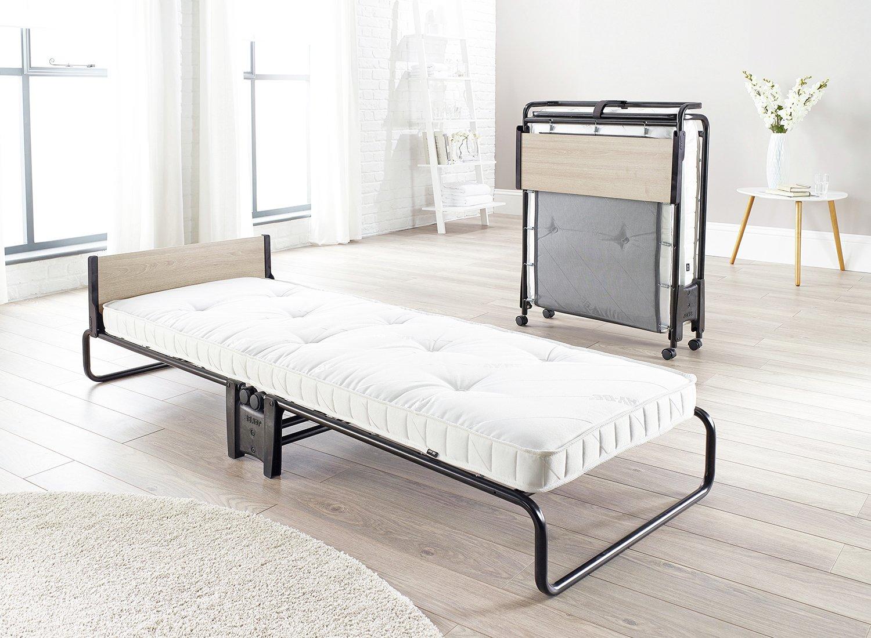 - JAY-BE Revolution Single Folding Bed & Sprung Mattress (4330525