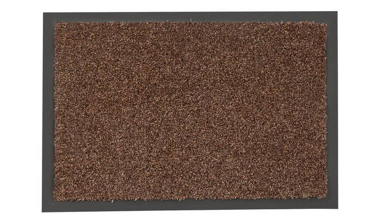 Argos Home Magic Barrier Doormat - Brown