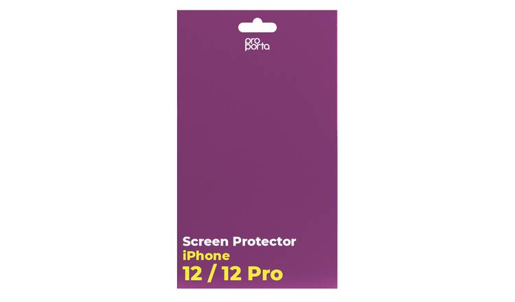 Proporta iPhone 12 / 12 Pro Glass Screen Protector