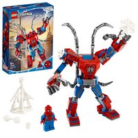 LEGO Super Heroes Marvel Spider-Man Mech Building Set 76146