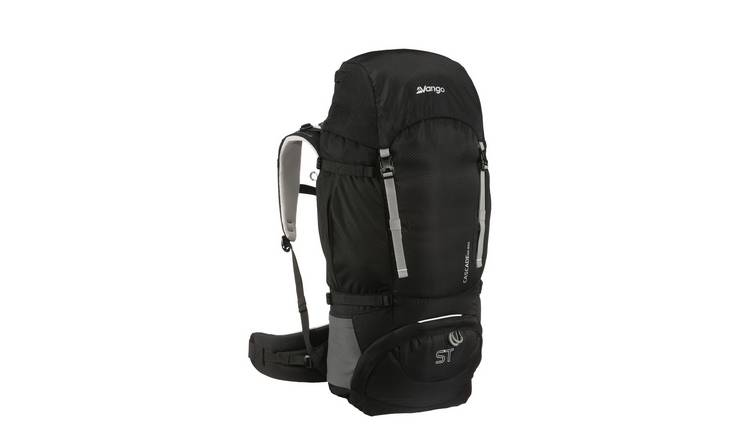 Vango Cascade 55:65S 55L Backpack - Black