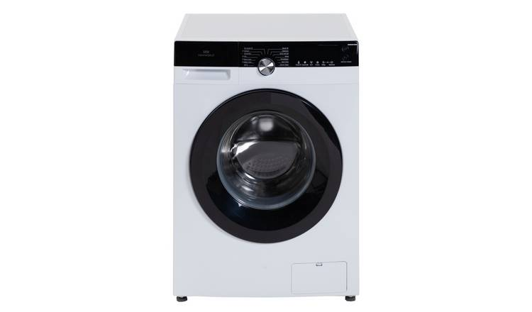 New World Auto Dose NWDHX814ADW 8KG Washing Machine - White