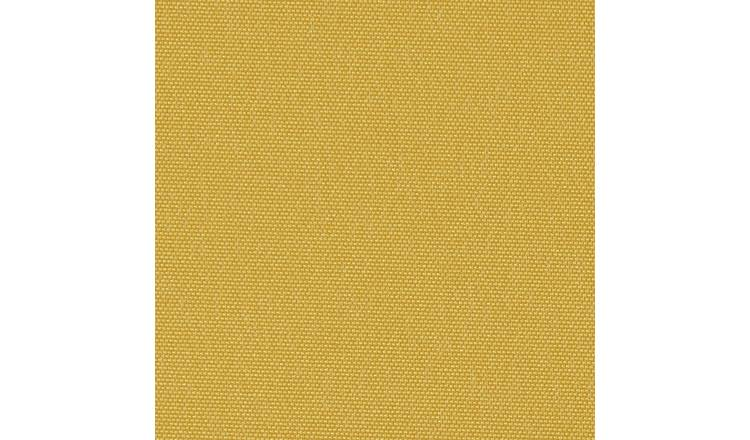 Argos Home Blackout Roller Blind - 4ft - Mustard