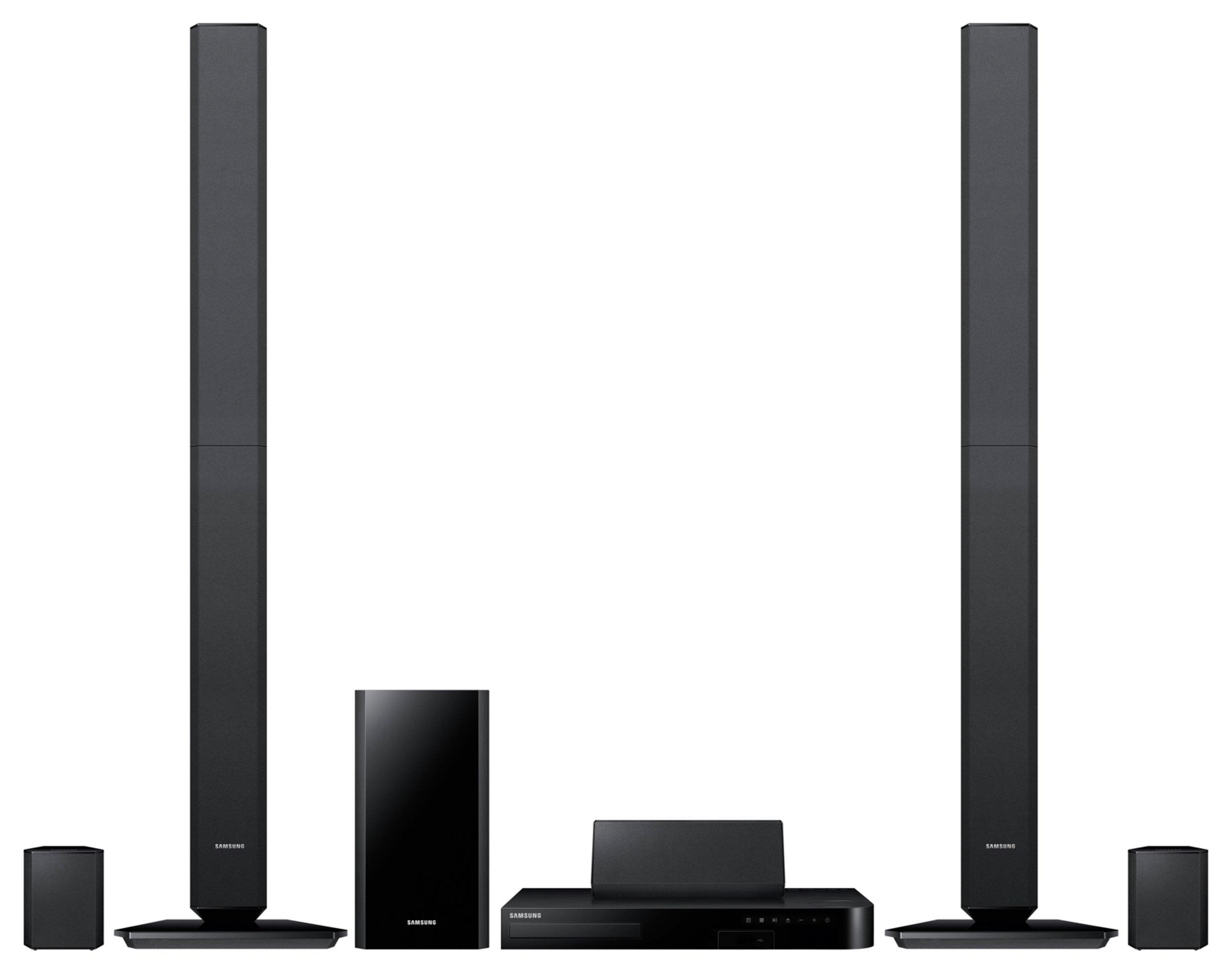 Samsung - HT-J4530 500W 5.1Ch 3D Bluray DVD Home Cinema system