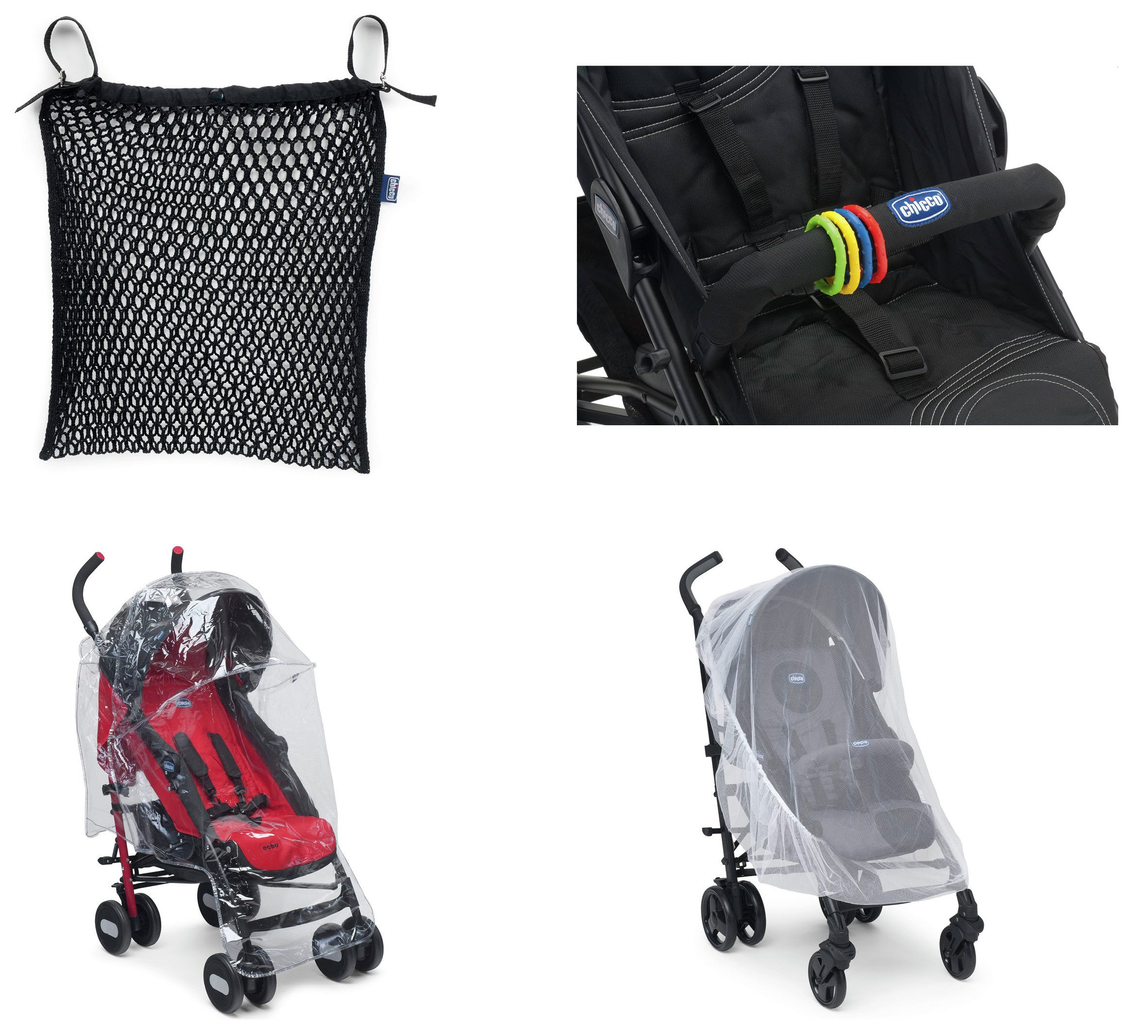 Image of Chicco Pushchair Basics Kit.