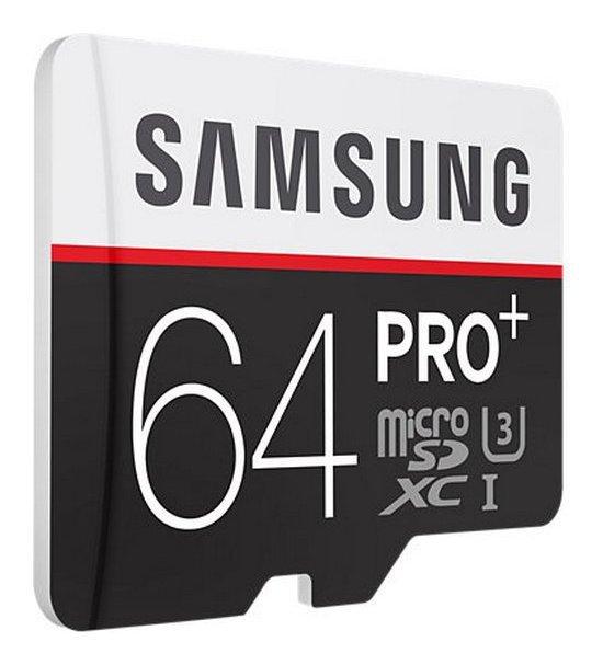 Samsung Samsung - 64GB Pro Plus SD Flash Card Adaptor