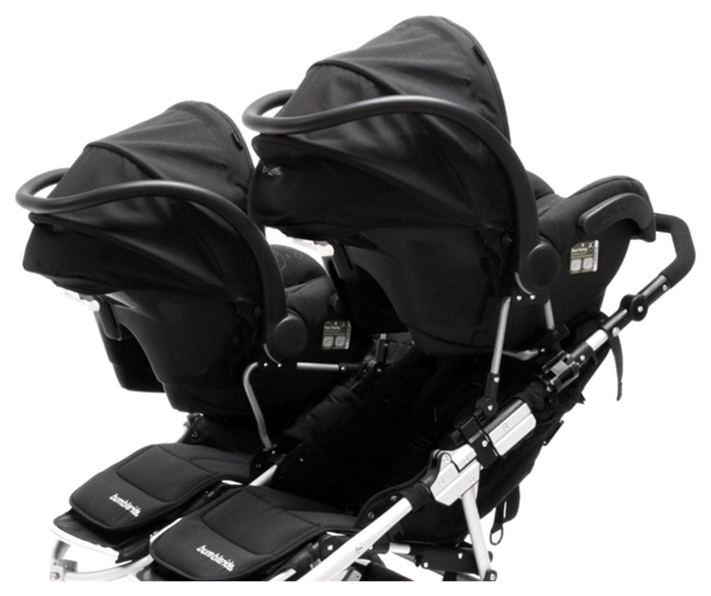 Image of Bumbleride Indie Twin Upper Car Seat Adapter.