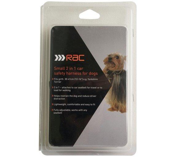 Argos Dog Harness Small