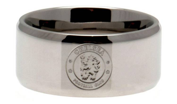 Stainless Steel Chelsea Ring - Size U.
