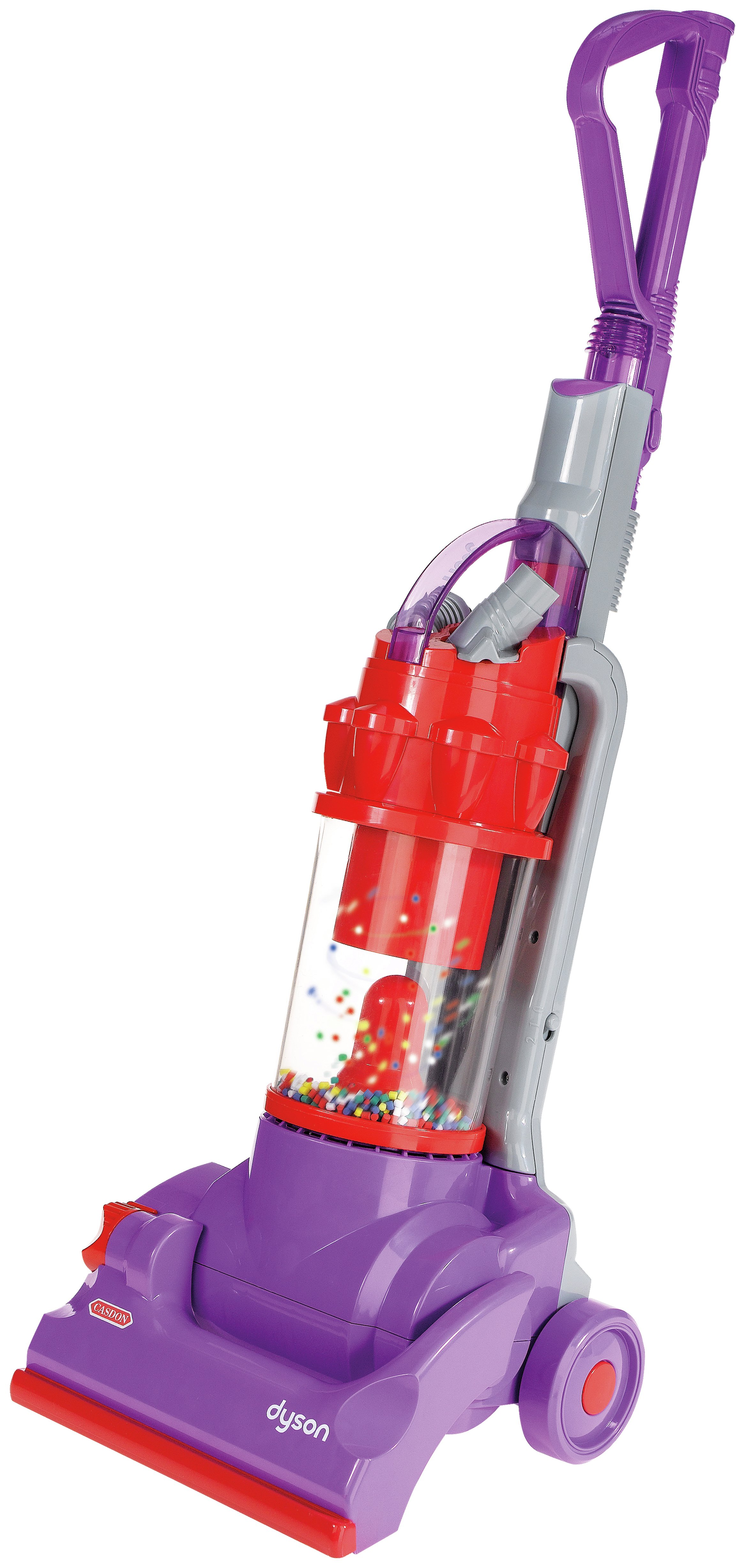 Image of Casdon Dyson Toy DC14 Vacuum Cleaner.