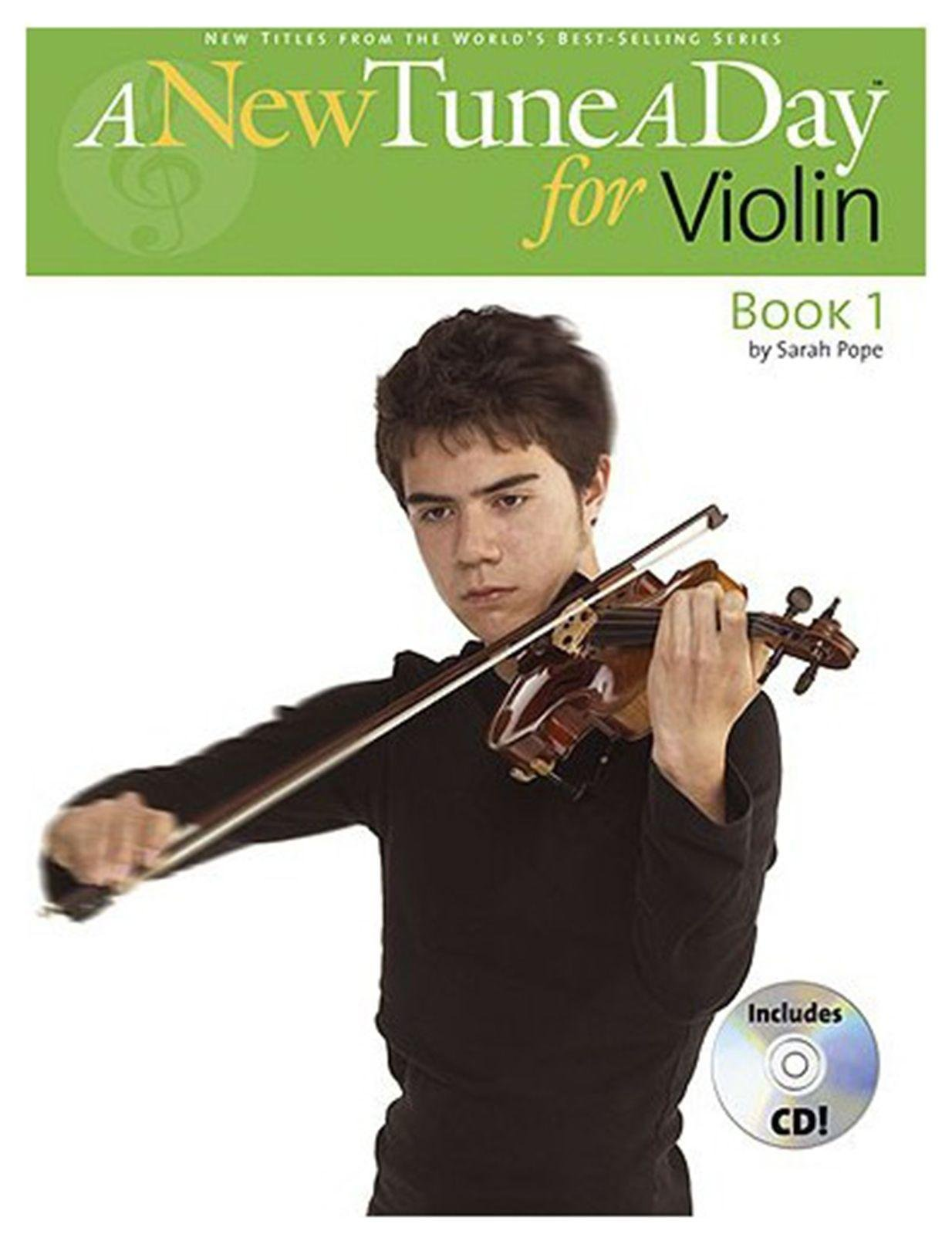 Image of Boston Music - A New Tune a Day for Violin - Book One