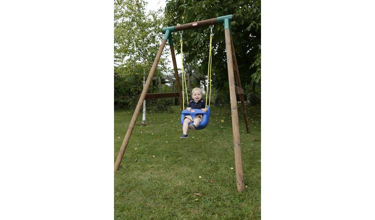 Little Tikes High Back Toddler Swing Seat - Blue
