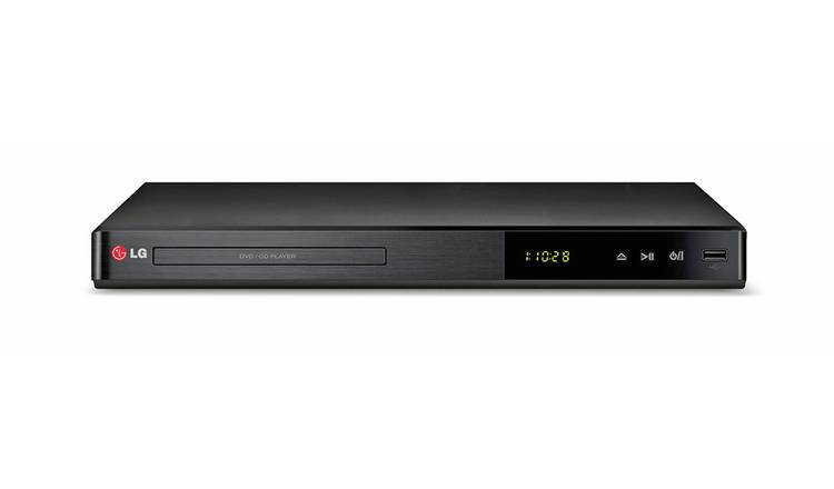 LG DP542H DVD Player with HD Upscaling