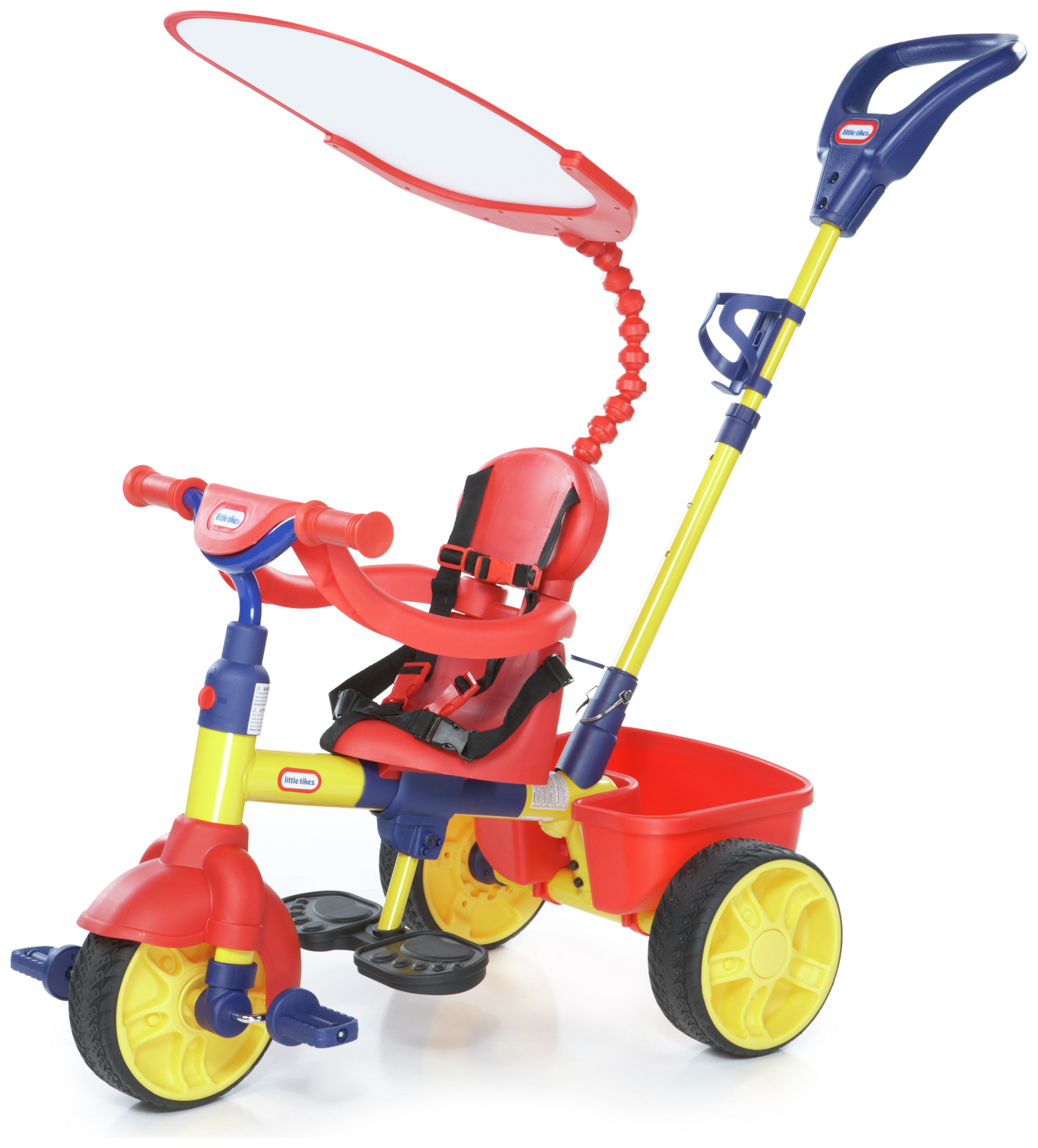 Image of Little Tikes - 4 in 1 Trike - Primary