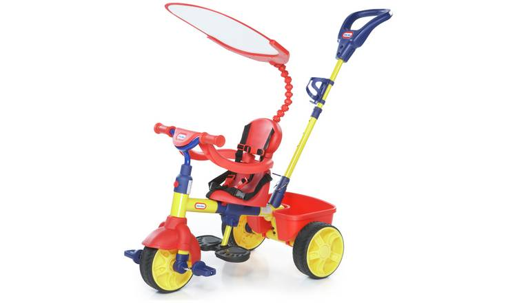 Little Tikes 4 in 1 Trike - Primary.