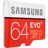 Samsung - 64GB Evo Plus - SD Flash - Card Adaptor