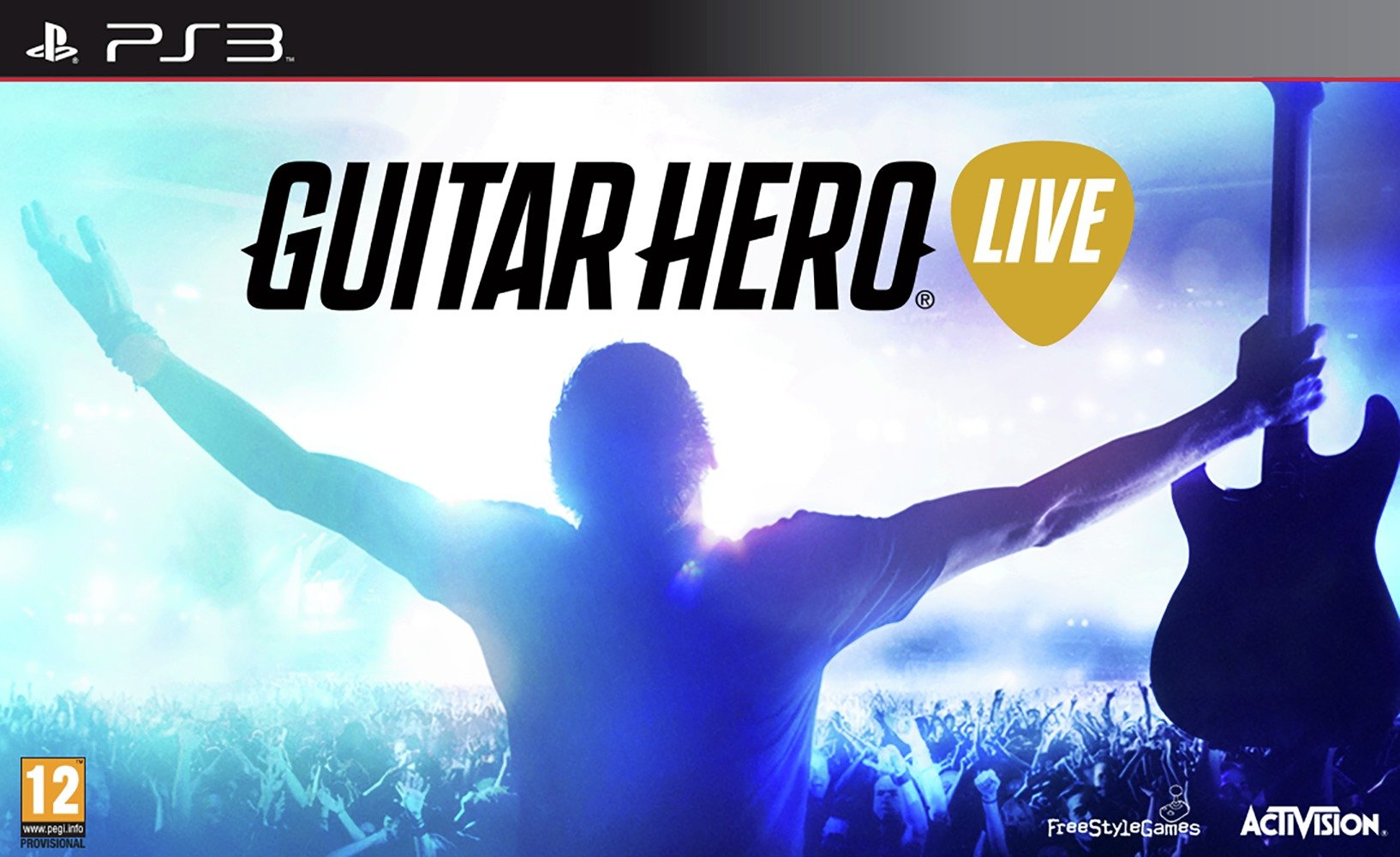 Image of Guitar Hero - Live - PS3 Game