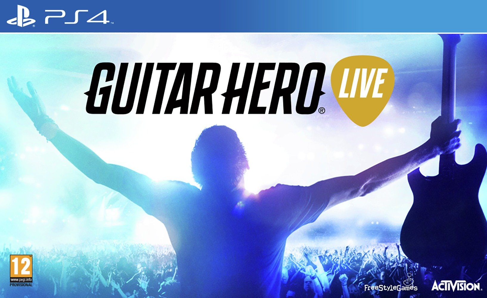 Image of Guitar Hero Live - PlayStation 4