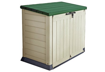 Image of the Keter Store It Out Max Garden Storage Box - Store Collection