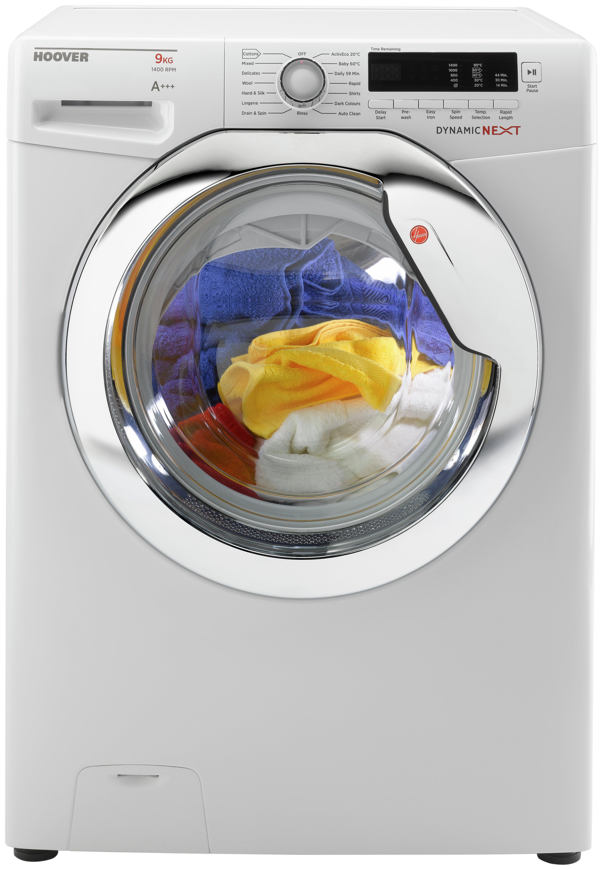 Hoover - DXCC49W3 - 9KG 1400 - Washing Machine
