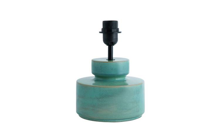 Habitat Dascia Table Lamp Base - Teal