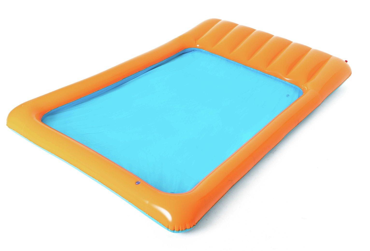 Chad Valley 11ft Slide in Splash Kids Paddling Pool - 602L