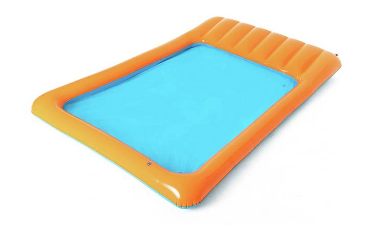 Chad Valley 11ft Slide in Splash Kids Paddling Pool - 602L