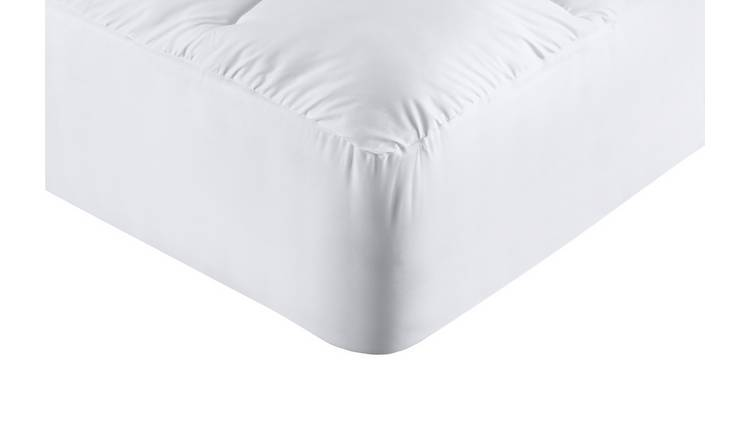 Argos Home Slow Recovery Mattress Topper - Kingsize