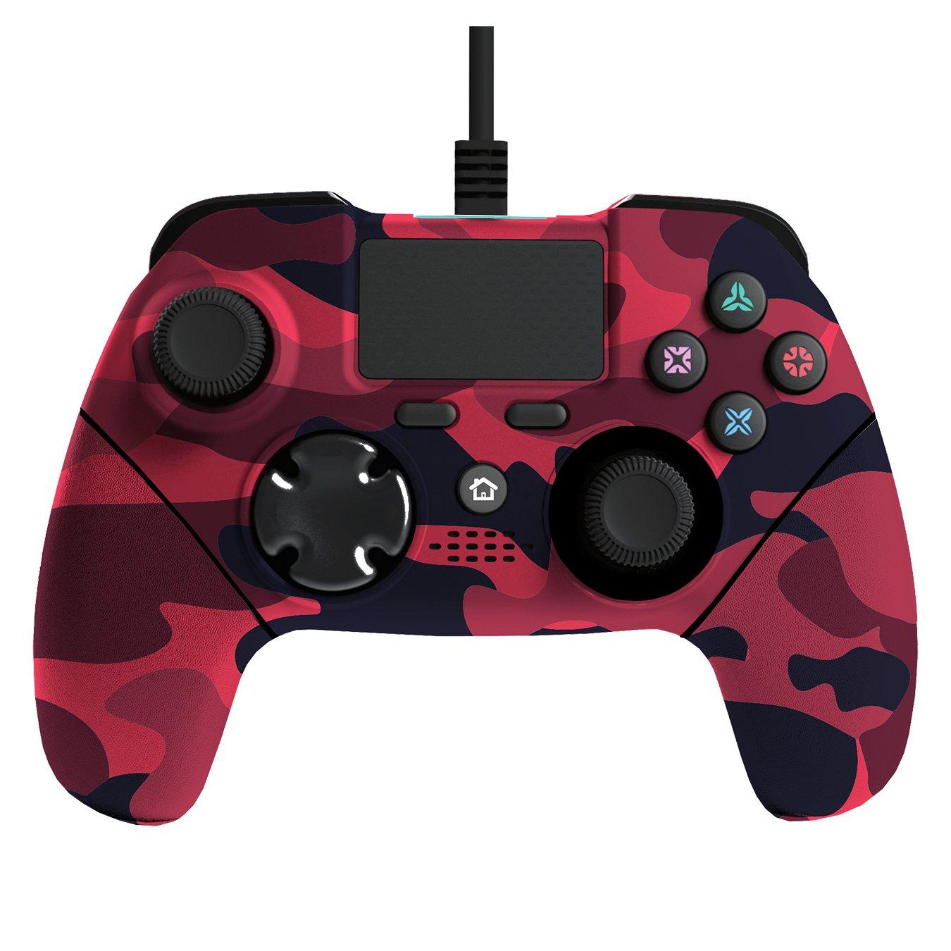 Mayhem MK1 PS4 Controller Pre-Order - Red Camo