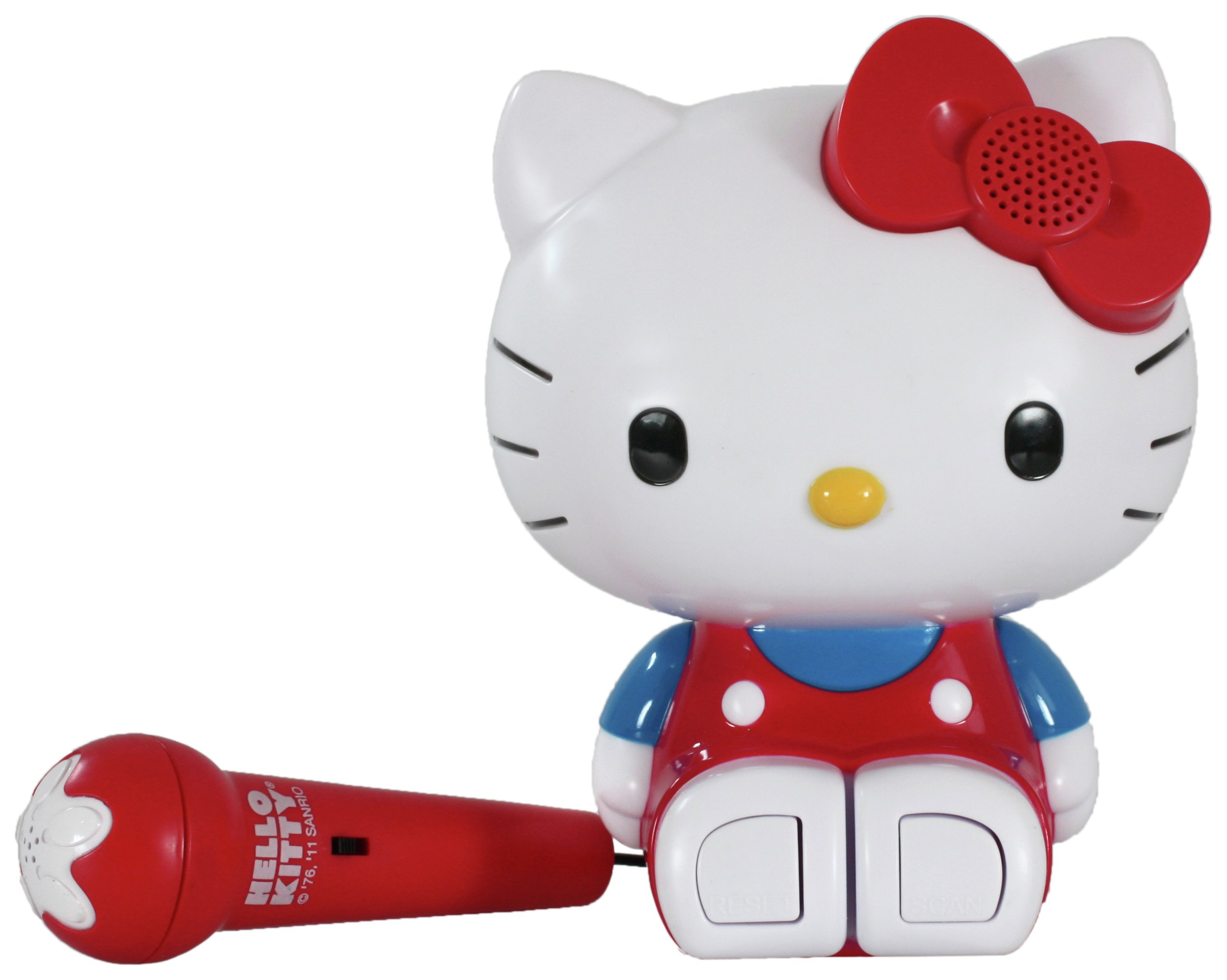 Image of Hello Kitty Dance Party Karaoke Machine.