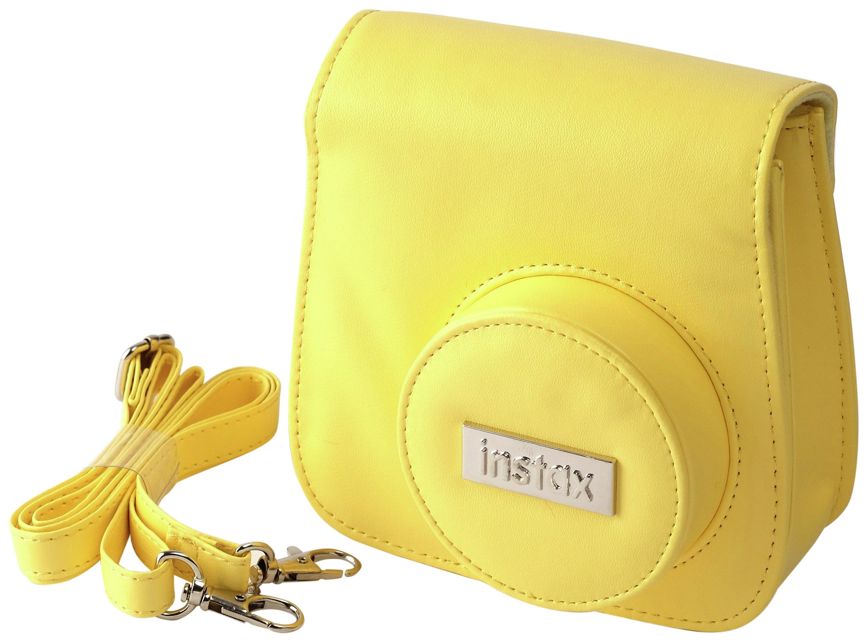 Image of Fujifilm - Instax Mini 8 Case - Yellow