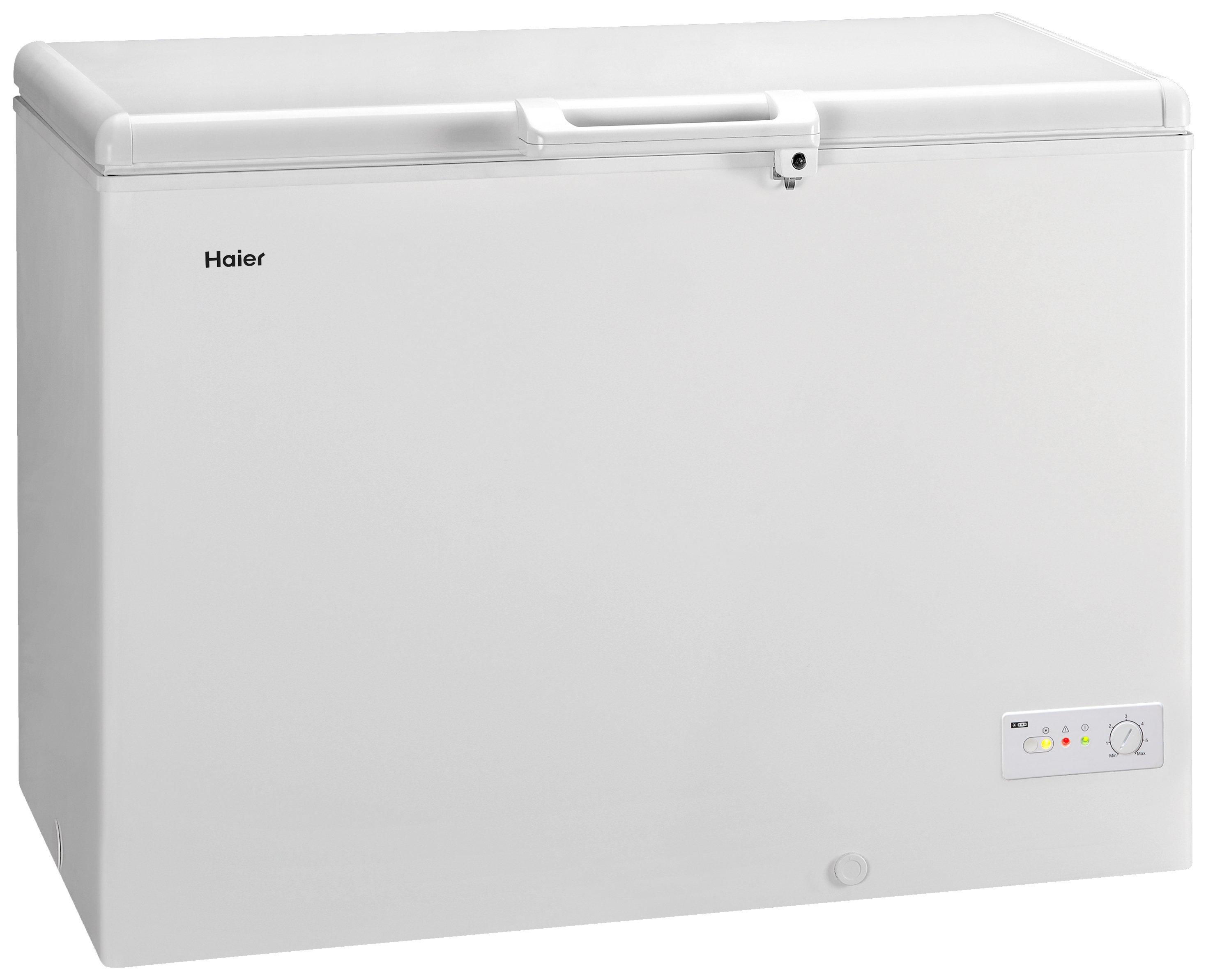 Image of Haier BD-319RAA Chest Freezer - White