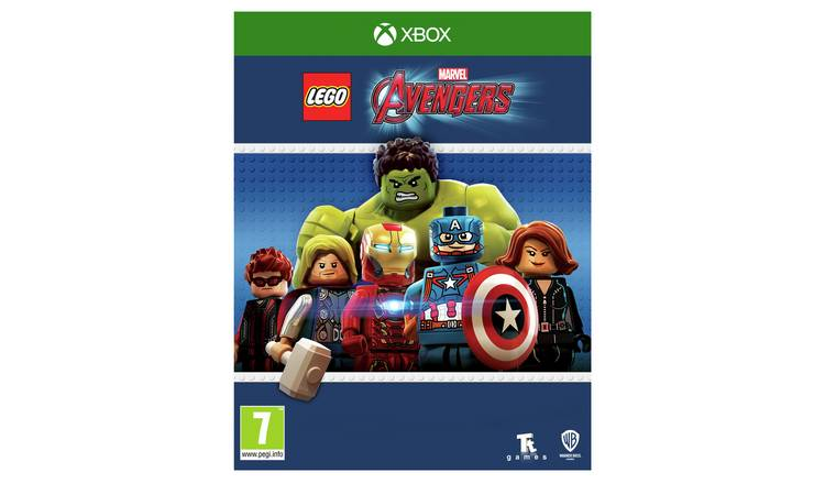 LEGO Avengers Game - Xbox One