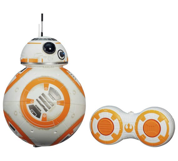 Star Wars: The Force Awakens RC BB8