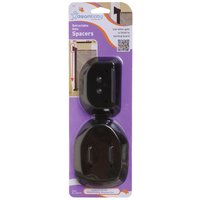 Dreambaby - Black Spacers for Black Retractable Gate