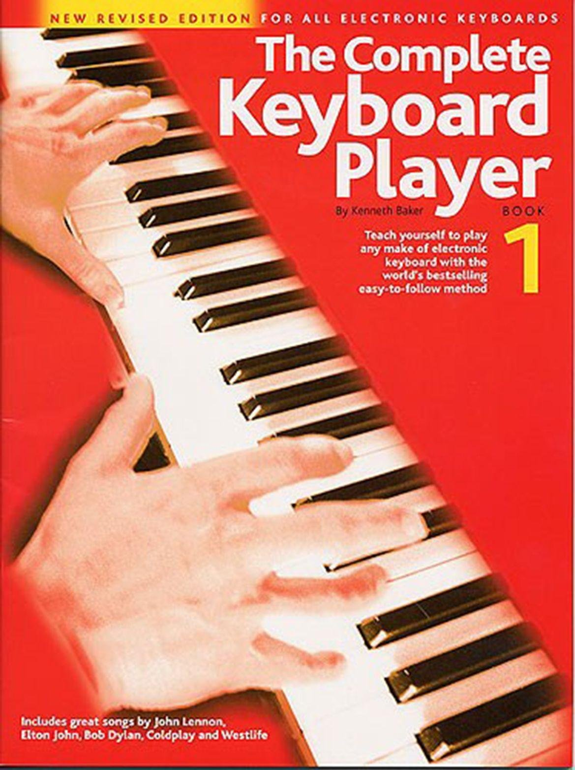 Wise Publications The Complete Keyboard Player Book 1