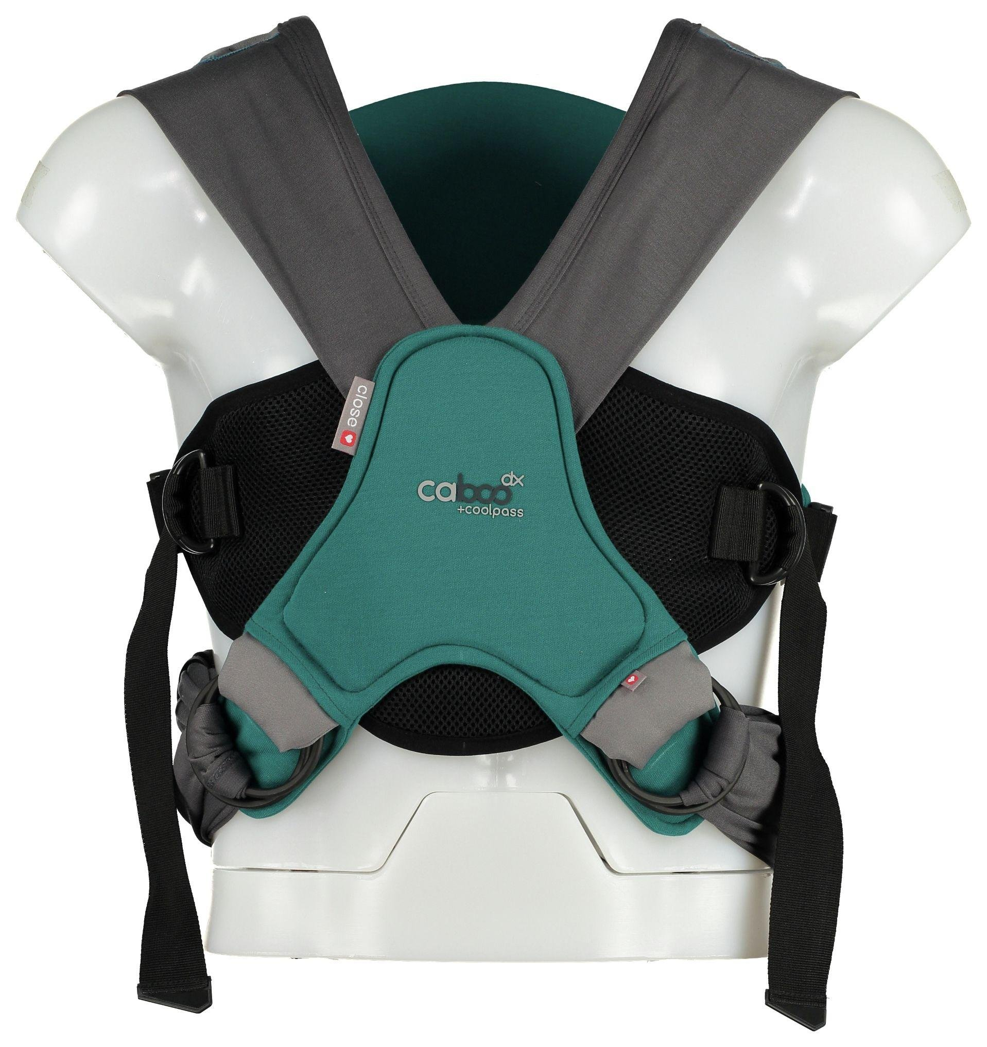 Image of Caboo DX Coolpass Baby - Carrier