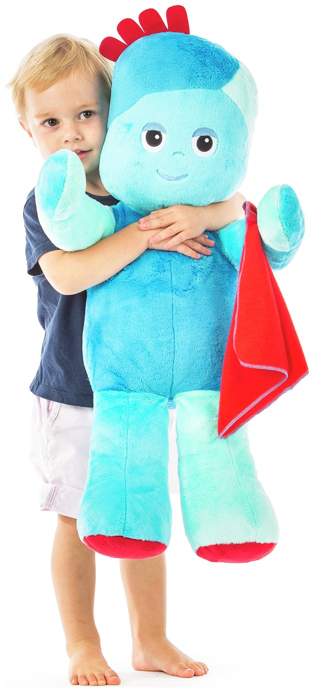 In The Night Garden - Jumbo Huggable Igglepiggle 30 inch