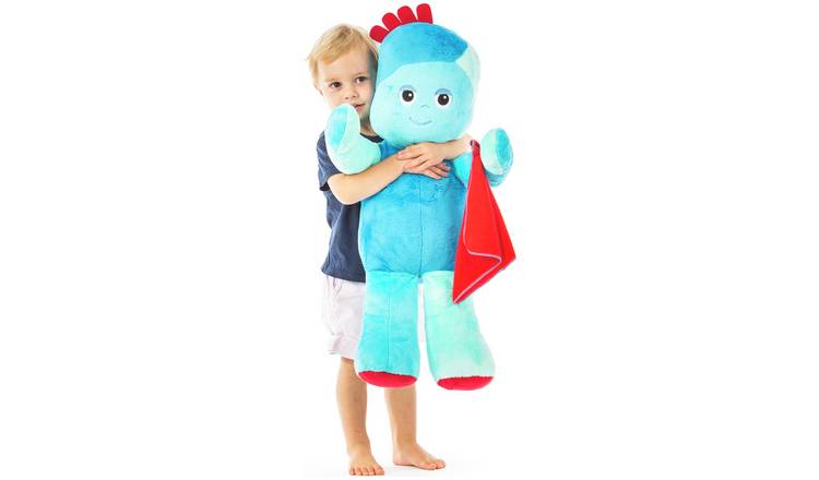 In The Night Garden Jumbo Huggable Iggle Piggle 30 inch