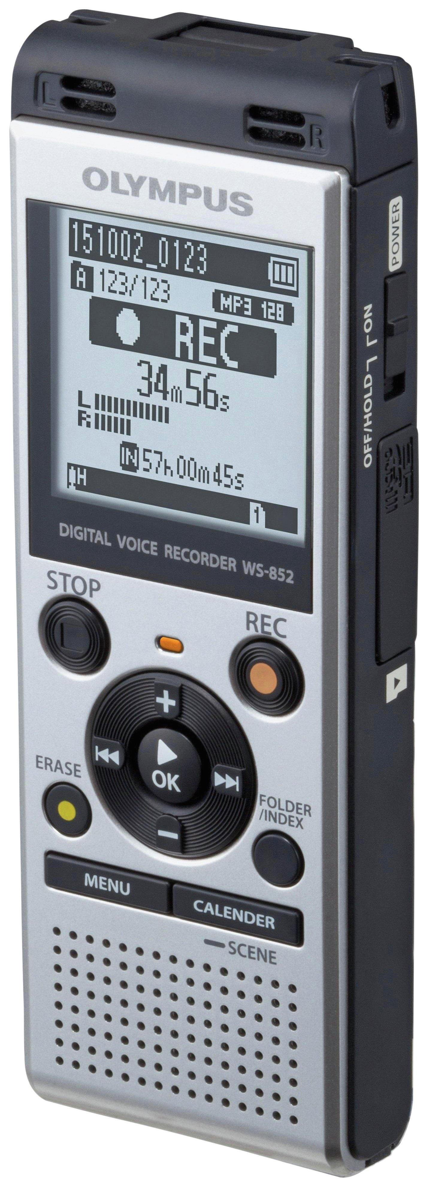 Olympus Olympus WS-852 4GB Dictaphone.